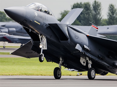 Boeing F-15E Strike Eagle