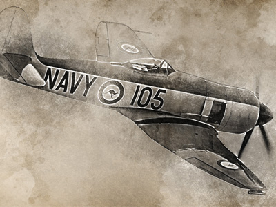 Hawker Fury FB.11